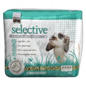 Supreme Selective Rabbit 5kg | Konijnenadviesbureau Hopster