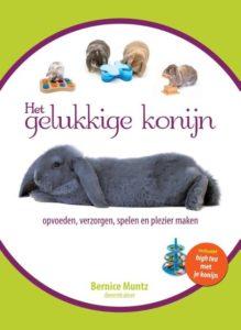 Het gelukkige konijn | Konijnenadviesbureau Hopster