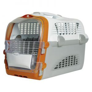 Knaagdierenbench Kunststof Pet Cargo Cabrio | Konijnenadviesbureau Hopster