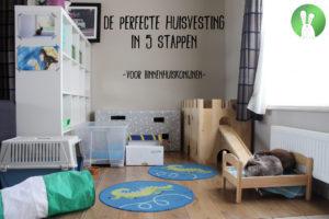 De perfecte huisvesting in 5 stappen | Konijnenadviesbureau Hopster
