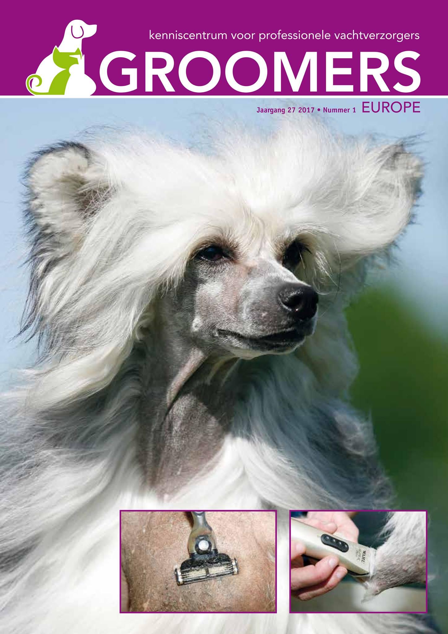 Artikel Konijnencongres in Groomers Europe | Konijnenadviesbureau Hopster