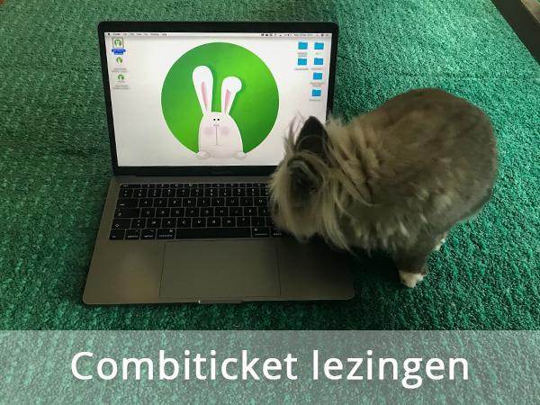 Combiticket Lezingen | Konijnenadviesbureau Hopster