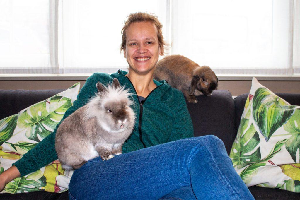 Marilleke Vrancken | Konijnenadviesbureau Hopster